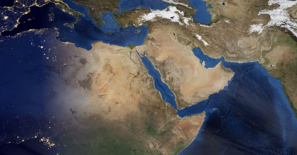 Bringing More of God's Word to the Middle East