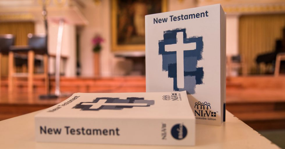 Innovative New Bible Offers Fresh Access to Millions