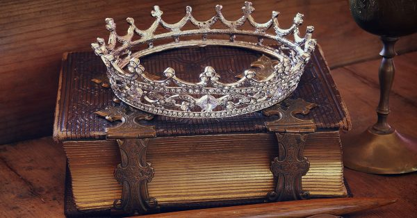 Conversations With Daughters of the King: My Struggle With Control