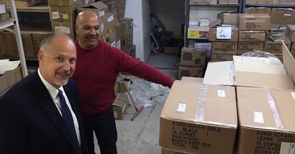 Witnessing History in the Making: The Sorani Kurdish Bible Launch