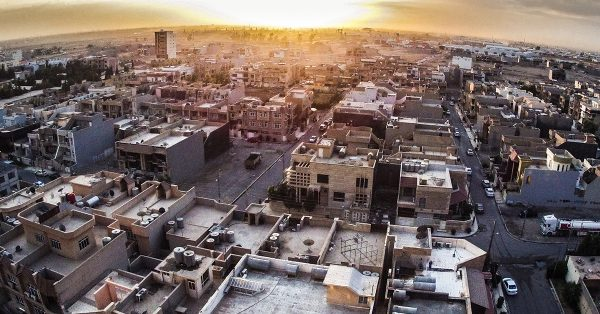 I Personally Witnessed God's Light Shining in Kurdistan