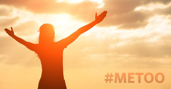 #MeToo Isn't Just About My Past, It's About How I Too Was Redeemed By Jesus Christ