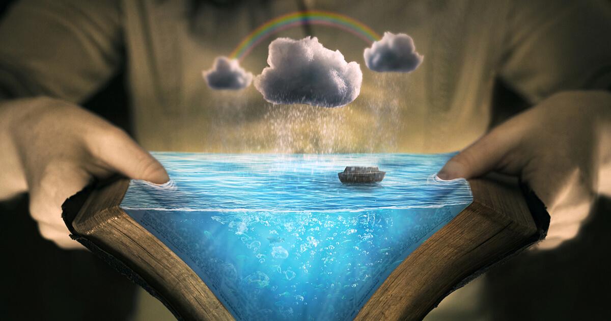 Genesis 1 - New International Version (NIV) | Biblica