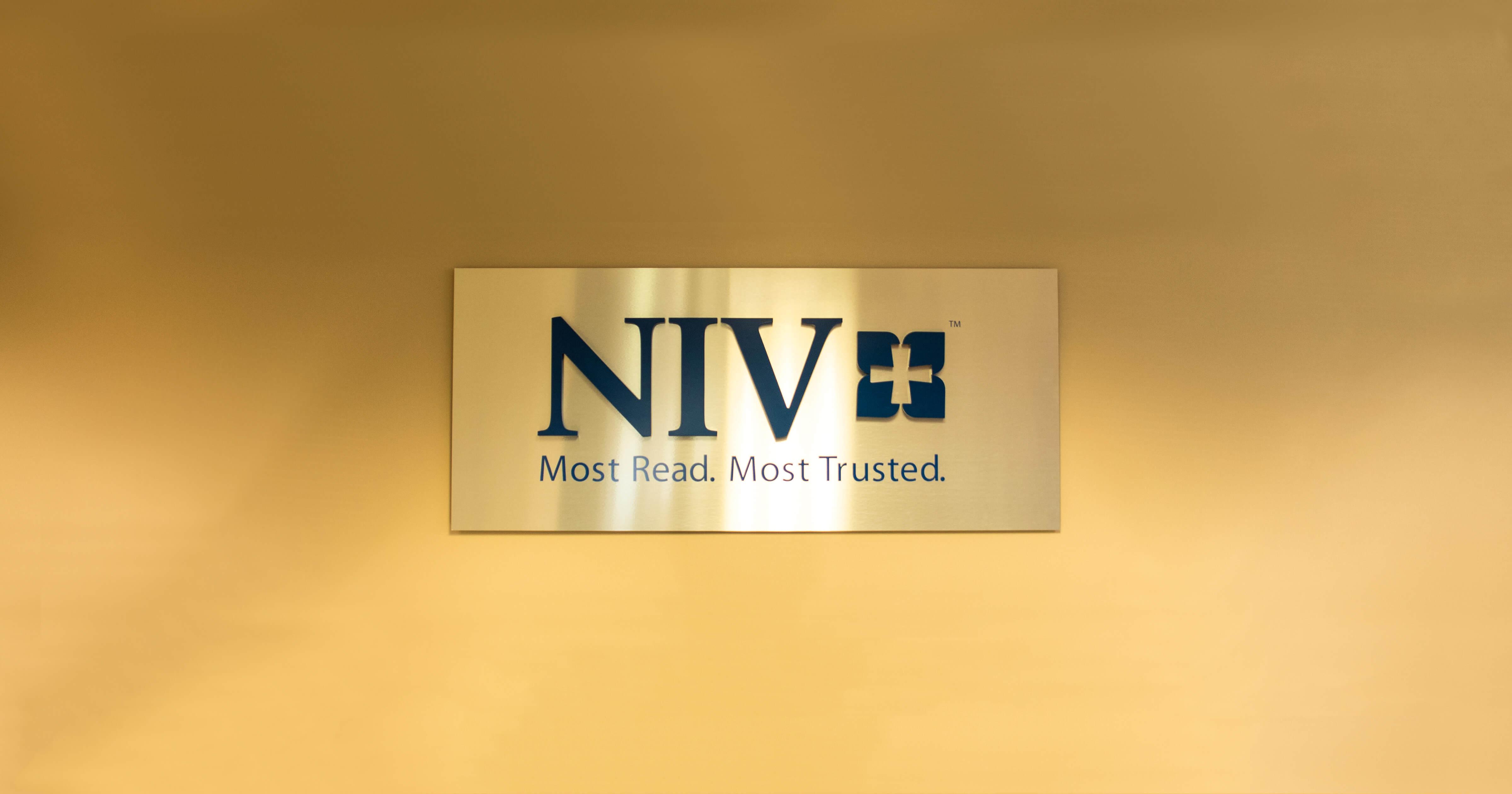 About The NIV Bible Translation