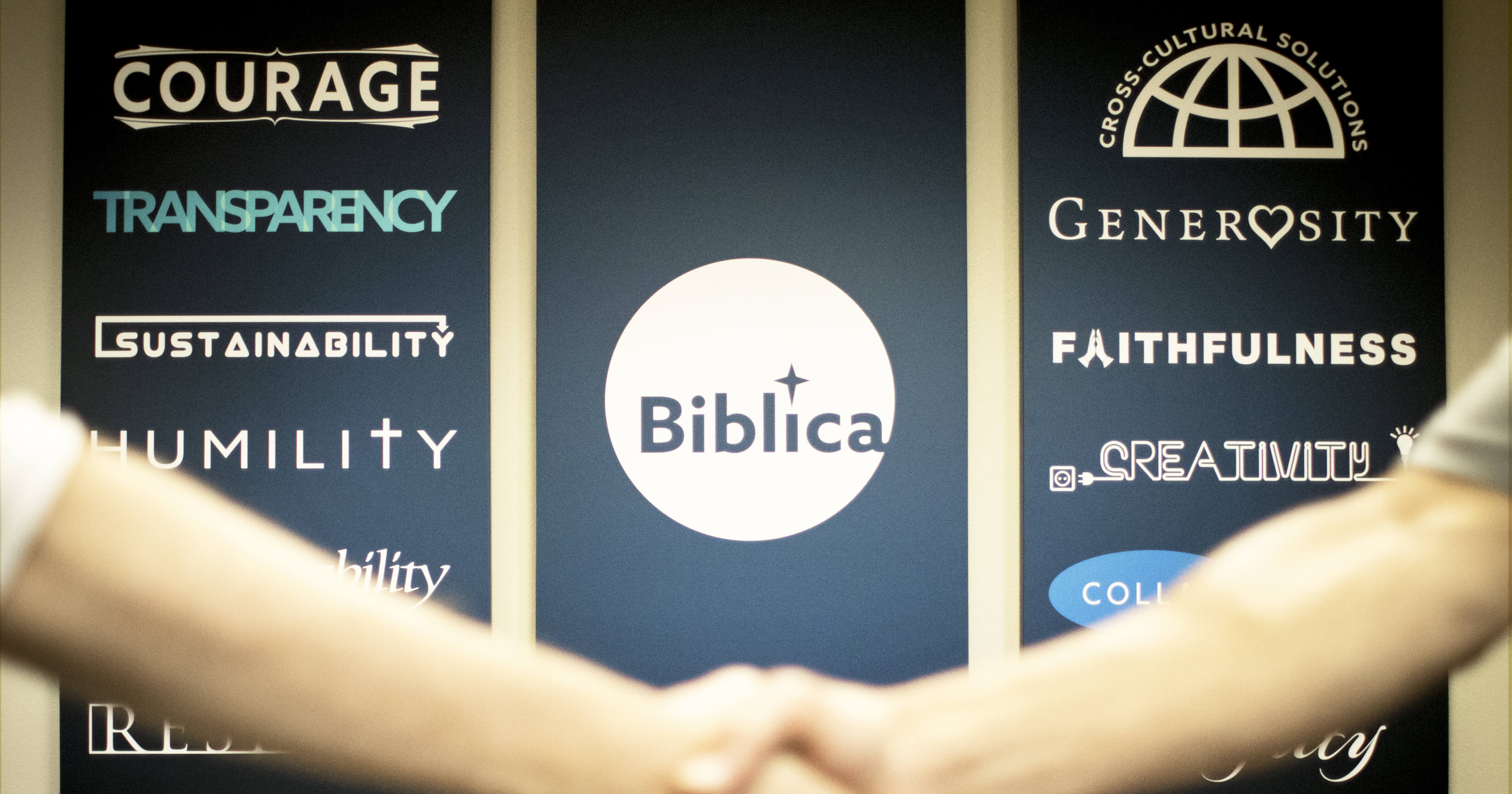Employment Opportunities | Biblica - The International Bible